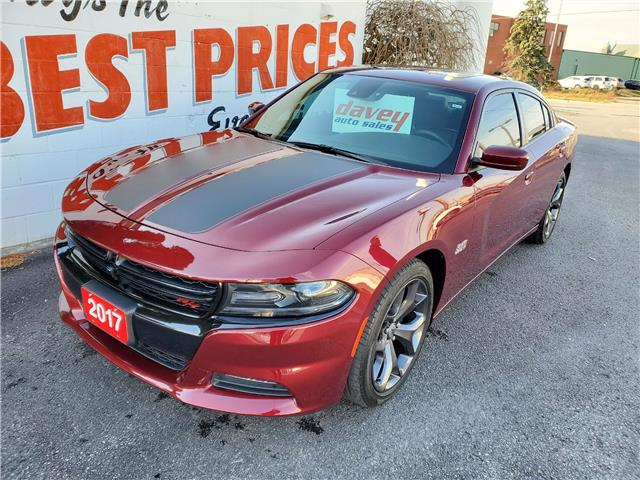 2017 Dodge Charger R/T (Stk: 20-614) in Oshawa - Image 1 of 18