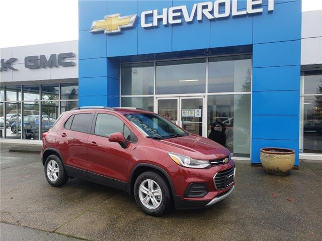 2021 Chevrolet Trax LT (Stk: 21T59) in Port Alberni - Image 1 of 26