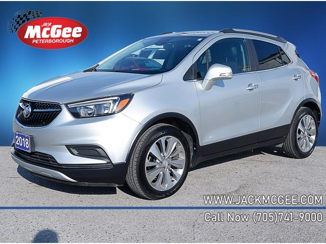 2018 Buick Encore Preferred (Stk: 20589A) in Peterborough - Image 1 of 11