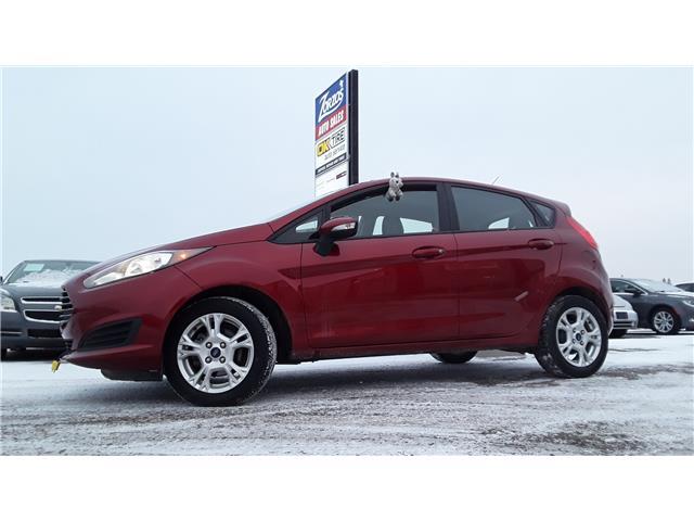 2016 Ford Fiesta SE (Stk: p770) in Brandon - Image 1 of 28