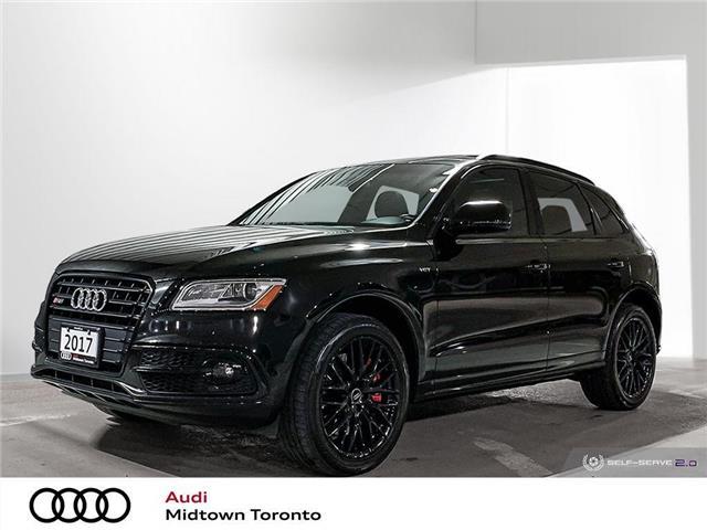 2017 Audi SQ5 3.0T Technik (Stk: P8499) in Toronto - Image 1 of 25