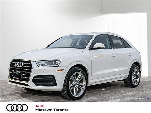 2018 Audi Q3 2.0T Progressiv (Stk: P8453) in Toronto - Image 1 of 25