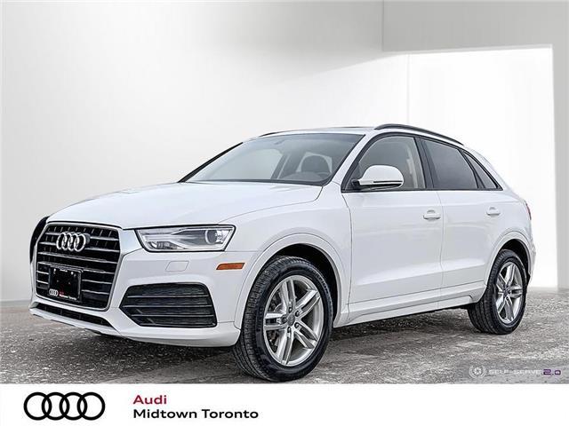 2018 Audi Q3 2.0T Komfort (Stk: P8389) in Toronto - Image 1 of 24