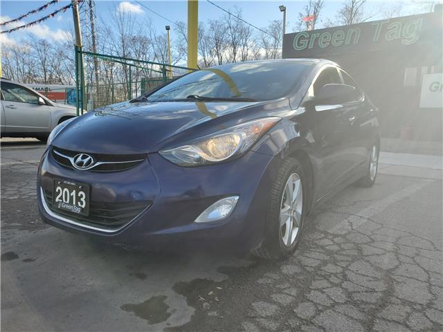 2013 Hyundai Elantra GLS (Stk: 5537) in Mississauga - Image 1 of 35