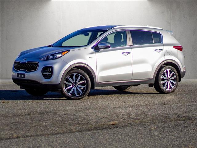 2018 Kia Sportage EX (Stk: K09-4444A) in Chilliwack - Image 1 of 18