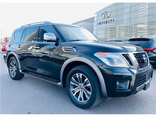 2017 Nissan Armada SL (Stk: C35687) in Thornhill - Image 1 of 20
