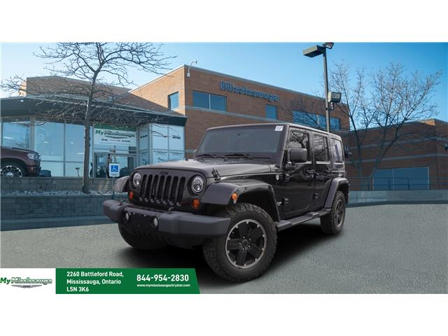 2012 Jeep Wrangler Unlimited Sahara (Stk: 200130A) in Mississauga - Image 1 of 20