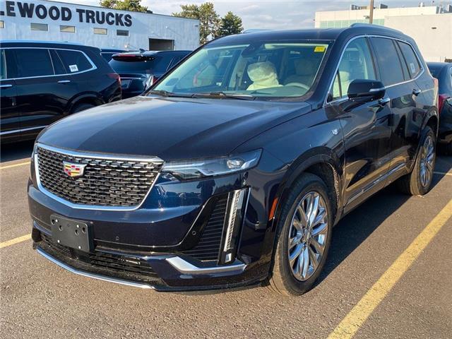 2021 Cadillac XT6 Premium Luxury (Stk: K1Z007) in Mississauga - Image 1 of 6