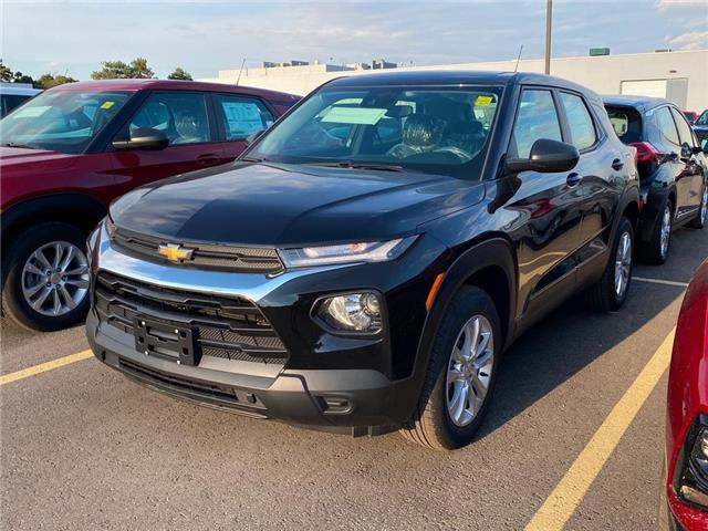 2021 Chevrolet TrailBlazer LS (Stk: C1T036) in Mississauga - Image 1 of 5