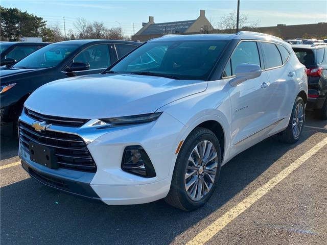 2021 Chevrolet Blazer Premier (Stk: T1B001) in Mississauga - Image 1 of 5