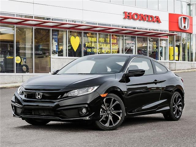2020 Honda Civic Sport (Stk: 4L13890) in Vancouver - Image 1 of 23