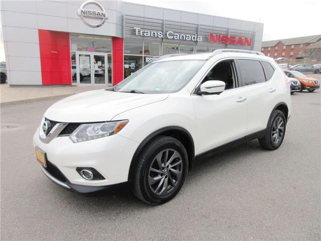 2016 Nissan Rogue  (Stk: C91640) in Peterborough - Image 1 of 27