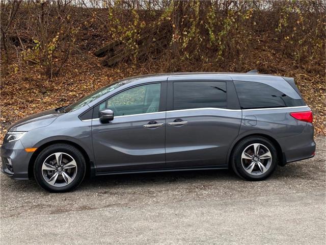 2018 Honda Odyssey EX-L (Stk: K1142A) in London - Image 1 of 21