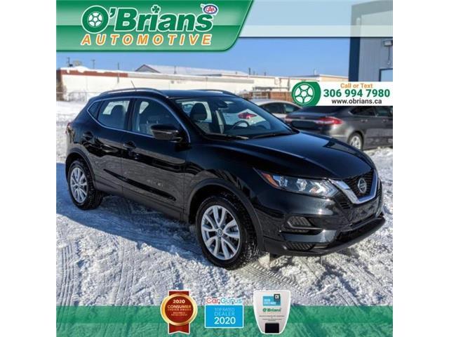 2020 Nissan Qashqai SV (Stk: 14000A) in Saskatoon - Image 1 of 22