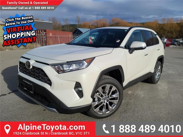 2021 Toyota RAV4 Limited (Stk: W156412) in Cranbrook - Image 1 of 27