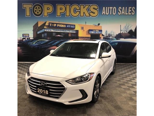 2018 Hyundai Elantra GL SE (Stk: 639082) in NORTH BAY - Image 1 of 3