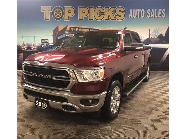2019 RAM 1500 Big Horn (Stk: 814192) in NORTH BAY - Image 1 of 30