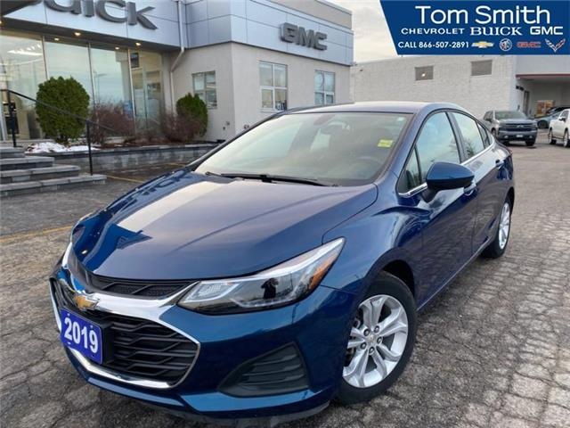 2019 Chevrolet Cruze LT (Stk: 21914R) in Midland - Image 1 of 19