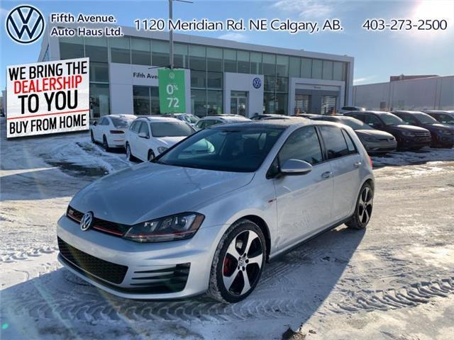 2016 Volkswagen Golf GTI 5-Door Autobahn (Stk: 3617A) in Calgary - Image 1 of 29