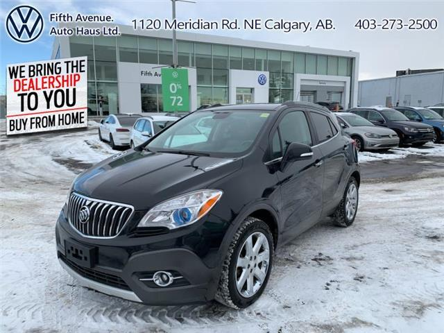 2014 Buick Encore Leather (Stk: 21041A) in Calgary - Image 1 of 26