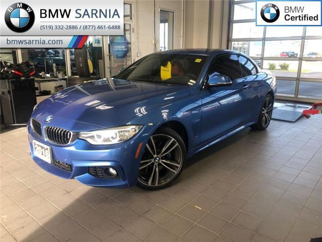 2016 BMW 435i xDrive (Stk: BU793) in Sarnia - Image 1 of 12