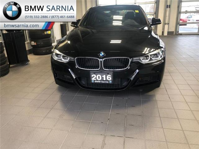 2017 BMW 340i xDrive (Stk: BU796) in Sarnia - Image 1 of 14