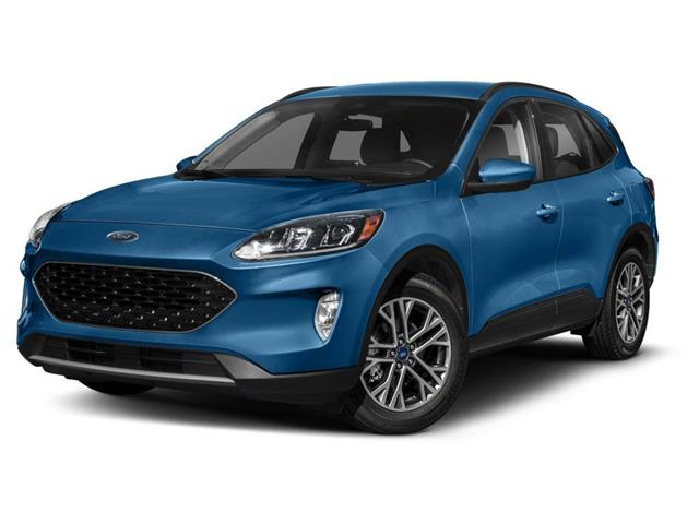 2021 Ford Escape SEL (Stk: M-538) in Calgary - Image 1 of 9