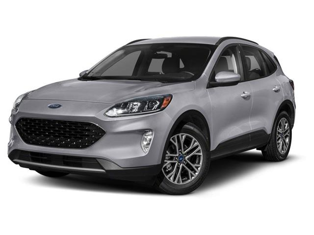 2021 Ford Escape SEL (Stk: MK-53) in Calgary - Image 1 of 9