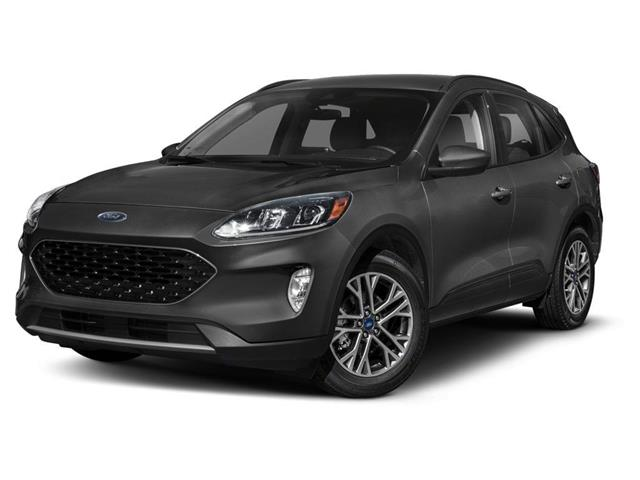 2021 Ford Escape SEL (Stk: MK-57) in Calgary - Image 1 of 9
