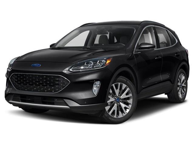 2021 Ford Escape Titanium Hybrid (Stk: MK-63) in Calgary - Image 1 of 9