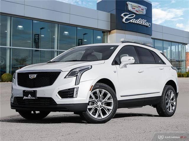 2021 Cadillac XT5 Sport (Stk: 152637) in London - Image 1 of 27