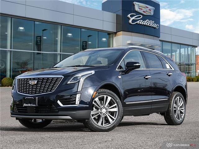 2021 Cadillac XT5 Premium Luxury (Stk: 152365) in London - Image 1 of 27
