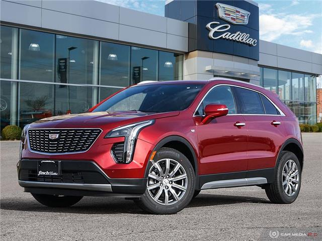 2021 Cadillac XT4 Premium Luxury (Stk: 152233) in London - Image 1 of 27