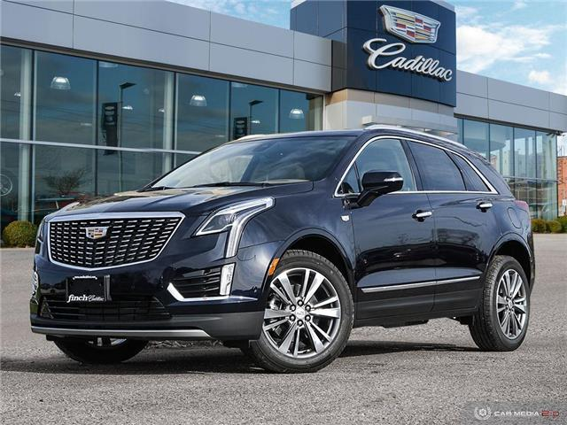 2021 Cadillac XT5 Premium Luxury (Stk: 152449) in London - Image 1 of 27