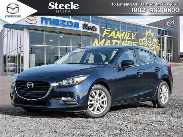 2018 Mazda Mazda3 GS (Stk: 306822A) in Dartmouth - Image 1 of 27