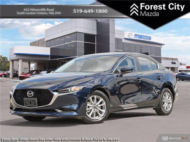 2021 Mazda Mazda3 GS (Stk: 21M30022) in London - Image 1 of 23