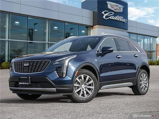 2021 Cadillac XT4 Premium Luxury (Stk: 152185) in London - Image 1 of 27