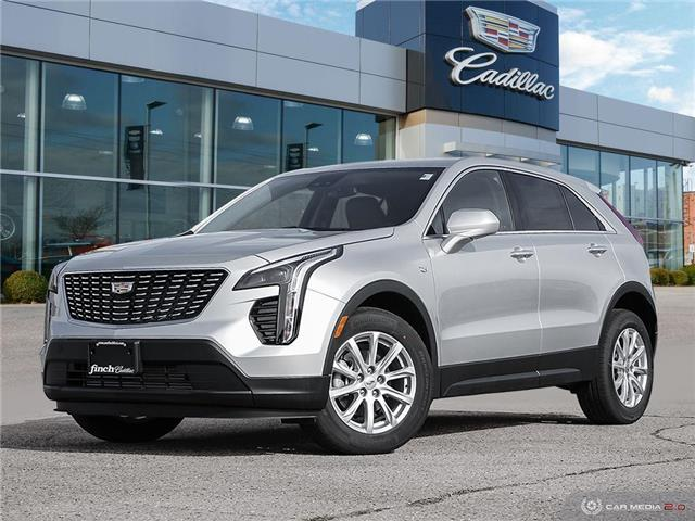 2021 Cadillac XT4 Luxury (Stk: 152589) in London - Image 1 of 27