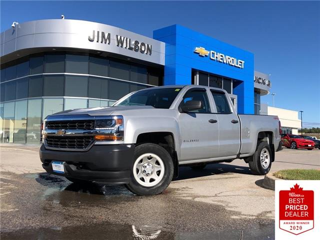 2018 Chevrolet Silverado 1500  (Stk: 2020675A) in Orillia - Image 1 of 21