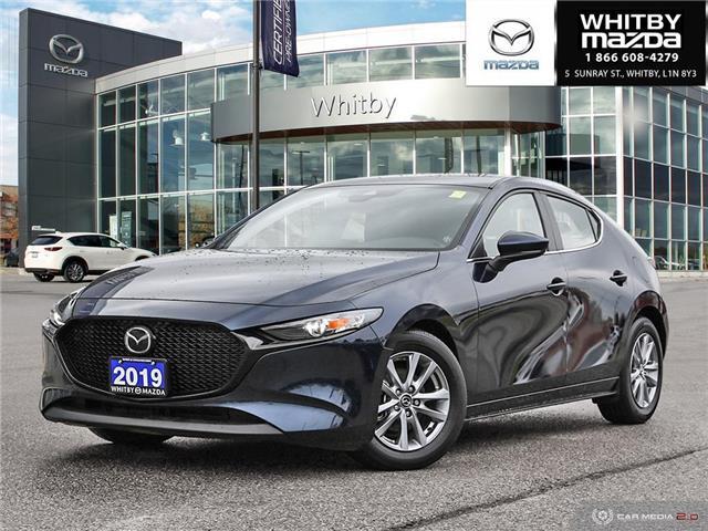 2019 Mazda Mazda3 Sport GS (Stk: P17669) in Whitby - Image 1 of 27