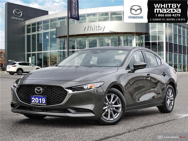 2019 Mazda Mazda3 GS (Stk: P17619A) in Whitby - Image 1 of 27