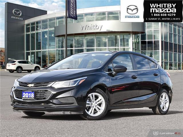 2018 Chevrolet Cruze LT Auto (Stk: 210203A) in Whitby - Image 1 of 27