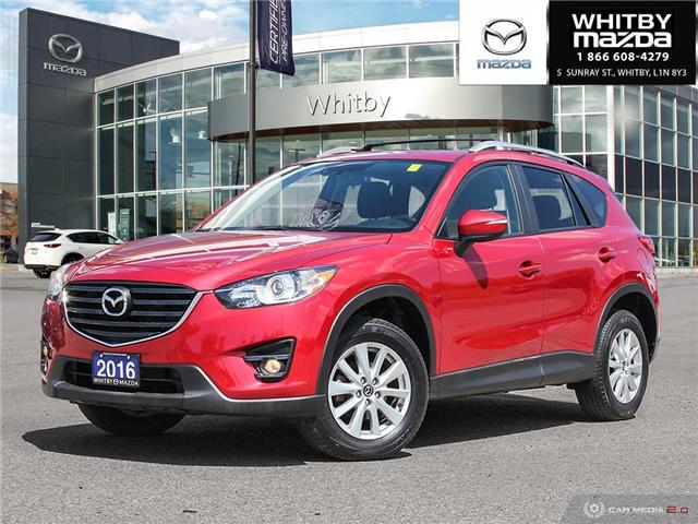 2016 Mazda CX-5 GS (Stk: P17593) in Whitby - Image 1 of 27