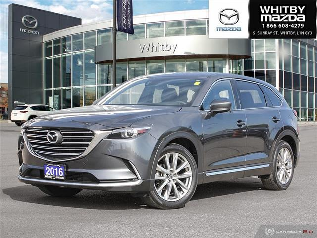 2016 Mazda CX-9 GT (Stk: 190709A) in Whitby - Image 1 of 27
