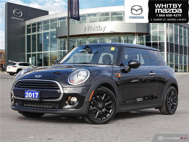 2017 MINI 3 Door Cooper (Stk: 210184A) in Whitby - Image 1 of 27