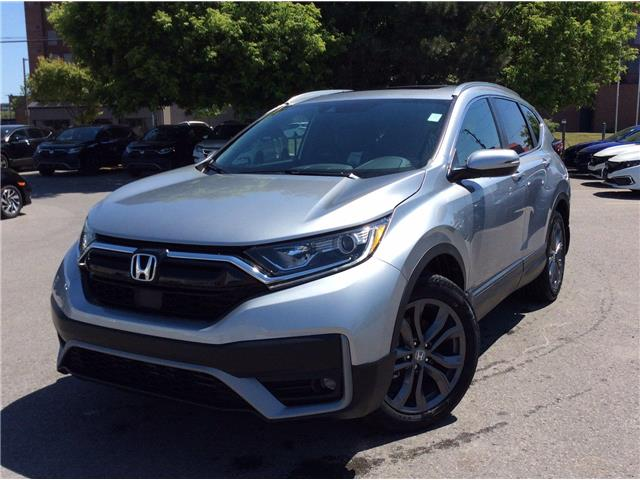 2021 Honda CR-V Sport (Stk: 21-0030) in Ottawa - Image 1 of 25