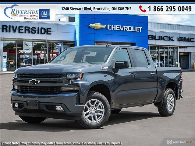 2021 Chevrolet Silverado 1500 RST (Stk: 21-071) in Brockville - Image 1 of 23