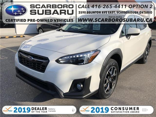 2018 Subaru Crosstrek Sport (Stk: JH205114) in Scarborough - Image 1 of 19
