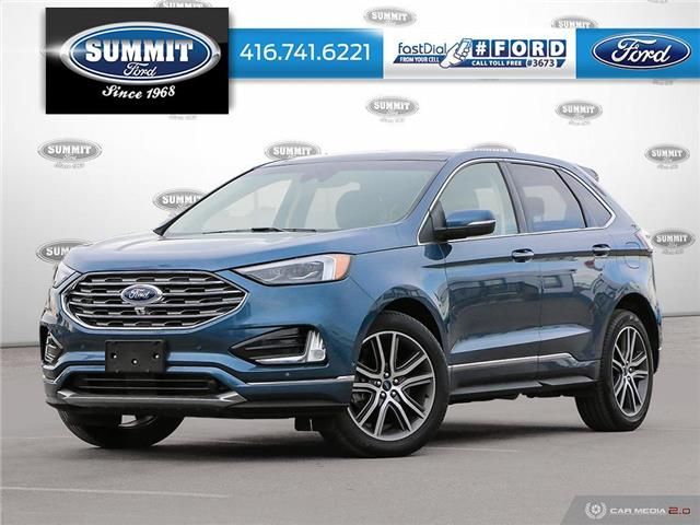 2019 Ford Edge Titanium (Stk: P21908) in Toronto - Image 1 of 27