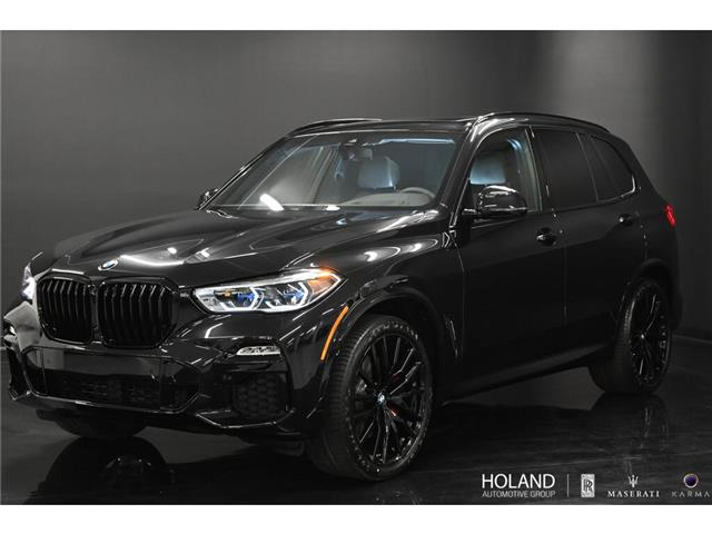 2021 BMW X5 xDrive40i - Lease only (Stk: BMW1) in Montreal - Image 1 of 30